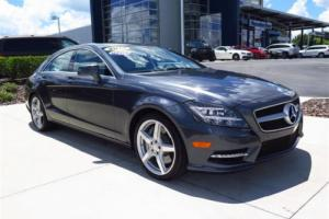 2013 Mercedes-Benz CLS-Class 4dr Coupe CLS550 RWD