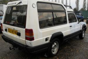 1982 TALBOT MATRA RANCHO for restoration. 99p start with no reserve