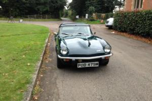 TRIUMPH GT6 Mk 3 - Only 3 Owners from new