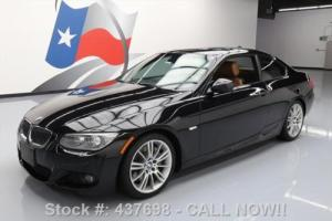 2013 BMW 3-Series 335I COUPE M-SPORT AUTO NAV SUNROOF XENONS