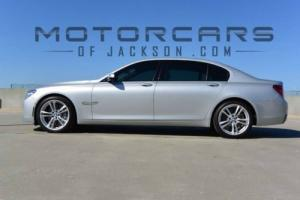 2015 BMW 7-Series 750Li xDrive AWD MSport