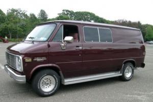 1986 Chevrolet G20 Van
