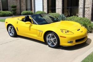 2012 Chevrolet Corvette Z16 Grand Sport w/3LT Convertible