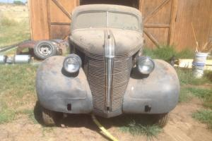1937 Pontiac Other Slantback