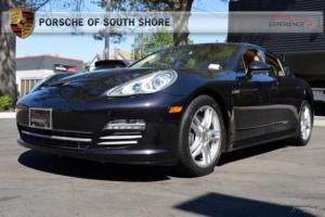 2013 Porsche Panamera 4 Platinum Edition AWD