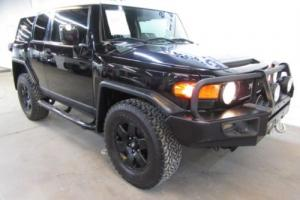 2007 Toyota FJ Cruiser 4x4 Photo