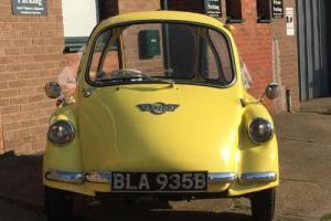 Henkel Trojan 200 Bubble car, 4 seater, years MOT, RHD car with a years MOT