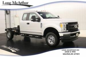 2017 Ford F-350 XL 4X4 SUPER DUTY CHASSIS CAB MSRP $43405