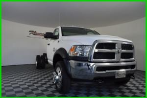2016 Ram Other Tradesman 4x4 6.7L TurboDiesel Regular Cab Chassis