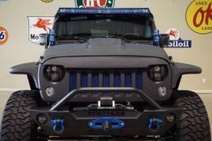2016 Jeep Wrangler Sport 4X4 CUSTOM KEVLAR,LIFTED,NAV,HTD LTH,LED'S!