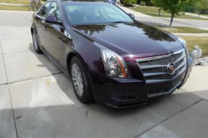 2010 Cadillac CTS CTS 4