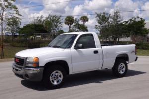 2004 GMC Sierra 1500 4x4 FL Truck 1 Owner