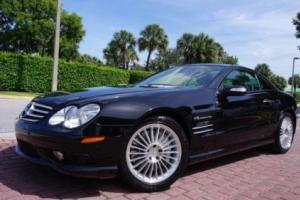 2006 Mercedes-Benz SL-Class SL55 AMG ONLY 4,435 MILES PERFECT CAR LOADED!!!