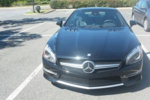 2013 Mercedes-Benz SL-Class Mercedes-Benz SL63 AMG Base Convertible
