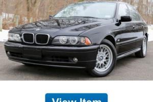 2002 BMW 5-Series iA