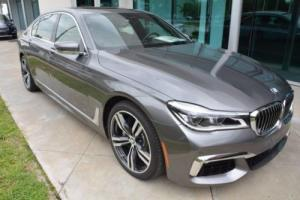 2016 BMW 7-Series 750i