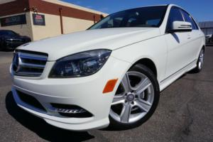 2011 Mercedes-Benz C-Class 11 C300 Sport Pkg C Class 300 Sedan ONLY 40k Miles