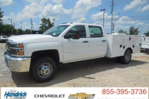2016 Chevrolet Silverado 3500 Work Truck