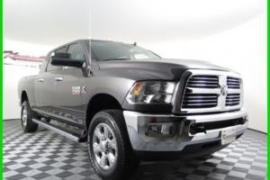 2016 Ram 2500 Big Horn 4x4 Manual Cummins Diesel Truck Mega Cab
