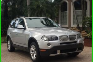2010 BMW X3 xDrive30i Photo