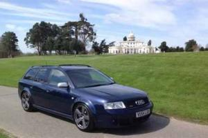 2004 Audi RS6 Plus Avant Quattro Photo