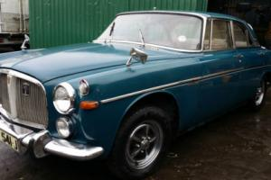 1971 ROVER  P5b COUPE, 3.5 LITRE AUTO BLUE, PROJECT, BARN FIND, CLASSIC CAR