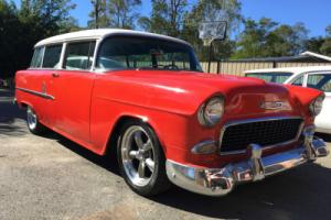 1955 Chevy 2 Door Wagon **Rare Find** 1955 Chevrolet 2 Door Wagon