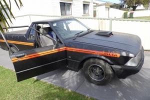 Ford XD ute V8