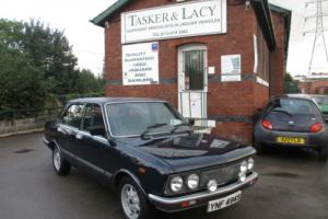 1978 Fiat 132 2.0 Twin Cam Very Rare In This Rot Free Condition Photo