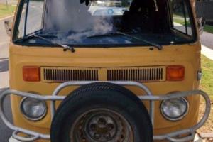 1973 VW Kombi Pop-top camper - NO RESERVE - MORE PICS IN DESCRIPTION