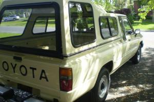 1985 Toyota Pickup    eBay Photo