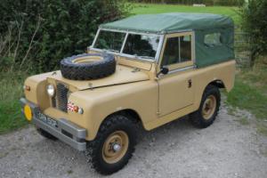 "1966 Land Rover Series IIA 88"" 2.25P - Ex-Military, fully refurbished Photo"