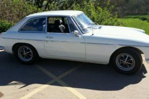 Rare 1971 mgb gt auto