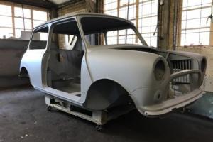Genuine Austin Mini Cooper S body Shell Photo