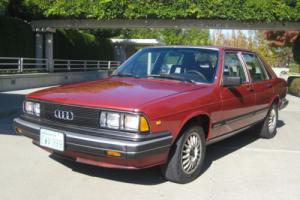 1983 Audi 5000 Turbo Turbo 5000