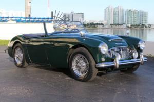 1957 Austin Healey 100-6 BN4