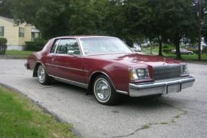 1979 Buick Regal Limited Photo