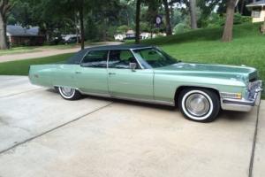 1973 Cadillac DeVille Photo