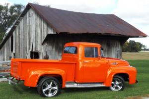 1956 Ford F-100 Short Bed
