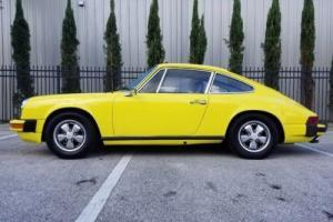 1976 Porsche 912 Coupe