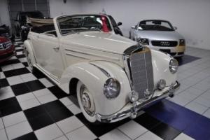 1952 Mercedes-Benz 200-Series 190sl 300sl 540k GULLWING