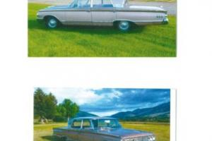 1963 Mercury Monterey Breezeway Photo