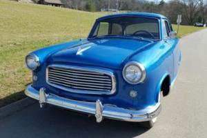 1958 Nash coupe Photo