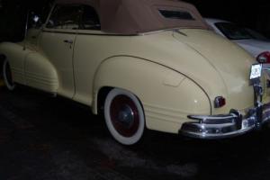 1947 Pontiac Torpedo CONVERTIBLE