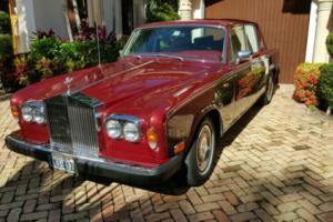 1978 Rolls-Royce Silver Shadow 1978 Silver Shadow II-22,000 Miles w/Documentation Photo