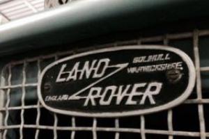 1959 Land Rover