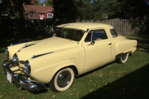 1950 Studebaker Champion Starlite Coupe Photo