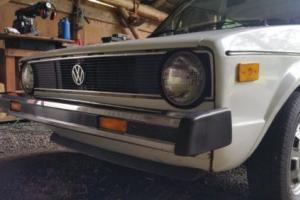 1978 Volkswagen Rabbit C