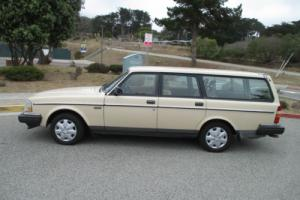 1989 Volvo 240 DL
