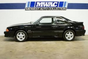 1991 Ford Mustang Photo